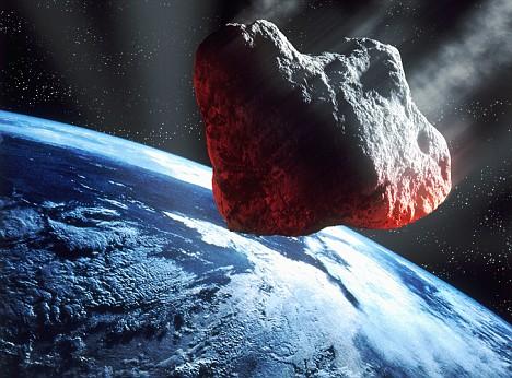 Awas, Risiko Asteroid Tabrak Bumi Lebih Besar dari Perkiraan