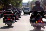POLISI Beri Tilang 8 Pengendara Moge