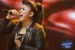 INDONESIAN IDOL: Regina Mendapat  Standing Applause dari Ahmad Dhani Dan Anang