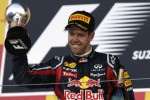 FORMULA ONE: Vettel Bidik Kebangkitan di GP China