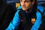PELATIH BARU BARCELONA: Tito Vilanova Pengganti Pep Guardiola