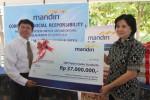 BANTUAN PROGRAM CSR BANK MANDIRI