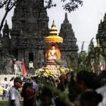 Ada Dua Kali Waisak di Vihara Jakarta