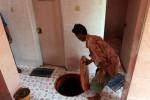 RAWAN DIARE: Dinkes Karanganyar Survei Sanitasi di 16 Kecamatan