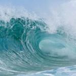 BMKG: Waspadai Ombak Tinggi Pantai Selatan DIY
