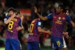 Barcelona Pecahkan Rekor Gol, Tapi Gagal Kejar Real Madrid