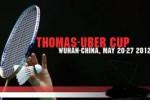 PIALA THOMAS & UBER 2012: China Tak Tertandingi