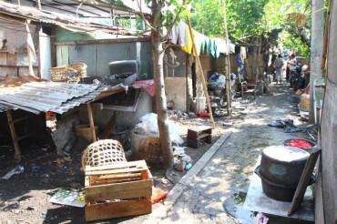 Ilustrasi permukiman kumuh (JIBI/Solopos/Dok)