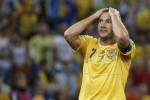 INGGRIS VS UKRAINA: Kondisi Fisik Andriy Shevchenko Masih 50:50