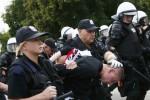 Sejak Awal Piala Eropa 515 Orang Ditangkap Polisi