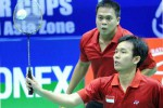 SINGAPORE OPEN: Hendra/Kido Melenggang ke Final