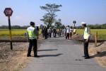 Bupati Sragen Buka 5 Lowongan Penjaga Perlintasan KA Bedowo Jetak