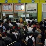 SISTEM TIKET: Penumpang KA Wajib Boarding