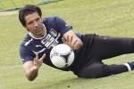 EURO 2012: Buffon Marah, Meski Italia Lolos ke Final