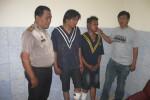 PENCURI DITEMBAK: Berusaha Lari, 2 Pelaku Curat di Wonogiri Ditembak