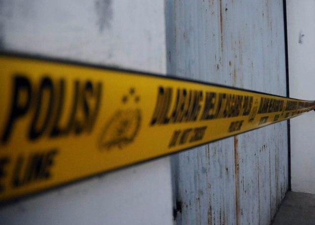 Bersama Anak-Istri, Terduga Teroris Pasuruan Ditangkap Usai Antar ke Sekolah