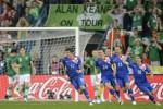 Kroasia Menang Meyakinkan 3-1 atas Irlandia
