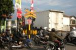 PEMBANGUNAN UNDERPASS: Akses Jalan ke Makamhaji Ditutup 8 Bulan