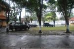 HEMAT ENERGI: Pejabat Naik Angkuta, Area Parkir Sepi