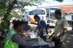 RAZIA KENDARAAN: Tim Gabungan Periksa Kelengkapan 155 Angkutan