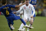 Akhirnya, Rooney Akhiri Paceklik Gol di Turnamen Besar