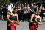 SISWA MUSIQUES SCHOOL SWITZERLAND KUNJUNGI SMPN 17 SOLO
