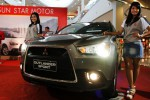 Mitsubishi Kampanye Perbaikan SUV Outlander Sport Lawas