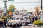 FLY OVER PALUR: Pelaksanaan Proyek Bikin Jalan Makin Macet