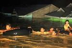 BANJIR BANDANG Terjang Gunung Pangilun Padang, 8 Hilang