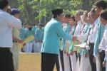 REKTOR UNS Lantik 5.541 Mahasiswa Baru