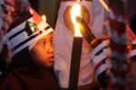 TAKBIRAN JOGJA : AMM Kraton Gelar Takbir Njeron Beteng