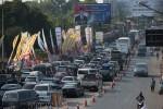 KEMACETAN JALUR MUDIK: Jalur Selatan Macet Parah, Ini Penyebabnya