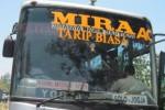 Ugal-Ugalan! Bus Mira Tabrak Truk Ayam di Madiun, 1 Orang Tewas