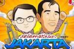 PILKADA JAKARTA: 300.000 Orang Klik Game Jokowi-Ahok