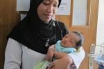 Bayi Perempuan Dibuang di Masjid