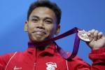 OLIMPIADE 2012: Medali Pertama Indonesia dari Anak Tukang Becak…