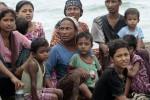 PENGUNGSI ROHINGYA : IPM Galang Dana di Titik Nol