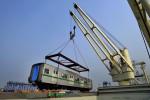 100 Lokomotif Dikirim ke DIY via Jalur Darat