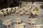 Pengrajin Trangsan Berharap Instansi di Jateng Gunakan Kerajinan Rotan