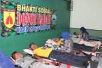 DONOR DARAH HUT KE-67 TNI