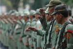 12.495 Personel Linmas Dapat Tugas Tambahan Saat Pilkada Klaten