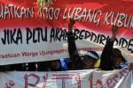 DEMO: Ribuan Warga Batang Demo Tolak Pembangunan PLTU