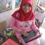 SOSOK: Herlita Jayadianti Ajarkan Siswa Kelola Ulang Sampah