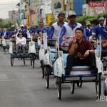 Dishub: Ada 8.000 Becak di Kota Jogja