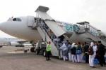 HAJI 2012: Tahun Ini, Penerbangan Haji dari Solo Transit di Padang