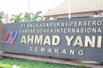 ANTISIPASI TEROR: Pengamanan Bandara A Yani Diperketat