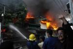 KEBAKARAN SEMARANG : Dinas Kebakaran Semarang Kurang Mobil dan Personel, Begini Idealnya…