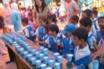 HARI SUSU NUSANTARA : Pakde Karwo Ajak Masyarakat Minum Susu 2 Gelas/hari