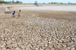 Persedian Air di Waduk Bade Kritis