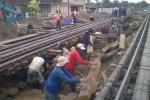 UNDERPASS MAKAMHAJI: Kontraktor Optimistis Tenggat Pembangunan Tercapai